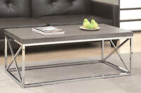COFFEE TABLE / NESTING TABLE / CONSOLE / PLANT STAND FROM $138