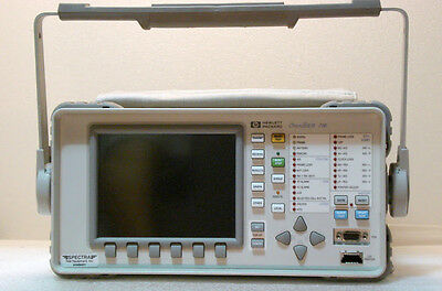 Agilent Hp 37718a Omniber 718a Communications Performance Analyzer. Opt 102104