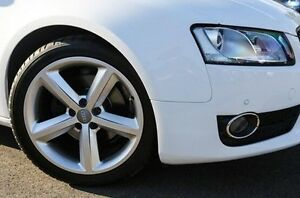 2011 Audi A5 8T MY11 Multitronic White 8 Speed Constant Variable Coupe Nunawading Whitehorse Area Preview