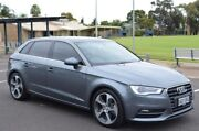 2015 Audi A3 8V MY15 Ambition Sportback S tronic Grey 7 Speed Sports Automatic Dual Clutch Hatchback Brompton Charles Sturt Area Preview