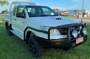 2011 Toyota Hilux KUN26R MY12 SR Xtra Cab White 5 Speed Manual Utility Berrimah Darwin City Preview