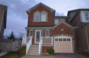 Detached  Home  Available for Rent in Brampton immediately