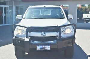 2012 Holden Colorado RG MY13 LX Crew Cab White 6 Speed Sports Automatic Utility Bayswater Bayswater Area Preview
