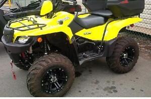 2012 Suzuki 500 King Quad / ATV