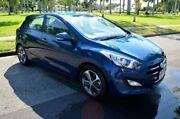2015 Hyundai i30 GD3 Series II MY16 Active X Blue 6 Speed Sports Automatic Hatchback Rockhampton Rockhampton City Preview