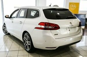 2015 Peugeot 308 White Sports Automatic Wagon Dandenong Greater Dandenong Preview