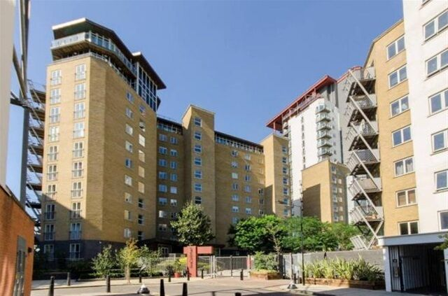 1 bedroom flat in Naxos Building, Hutchings Street, Isle of Dogs
