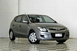 2010 Hyundai i30 Active Grey 4 Speed Automatic Hatchback Burleigh Heads Gold Coast South Preview