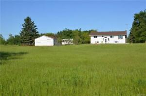 New Price!! 3 BR 2 Bath home country acreage near Elphinstone
