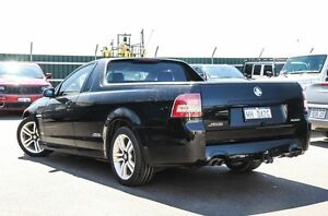2010 Holden Ute VE MY10 SS Black 6 Speed Sports Automatic Utility Osborne Park Stirling Area Preview