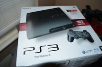Mint PS3 160 GB with controllers and Game