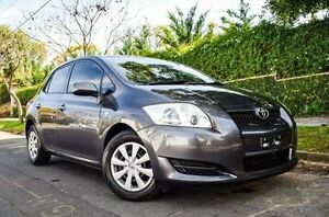 2008 Toyota Corolla ZRE152R Ascent Grey 4 Speed Automatic Hatchback Medindie Walkerville Area Preview