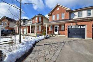 3Br+3Wr Bright Spacious Semi Detached Home! Very Well Priced
