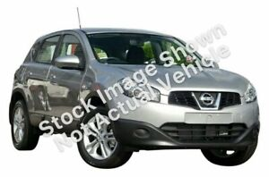 2013 Nissan Dualis J10W Series 4 MY13 ST Hatch X-tronic 2WD Silver 6 Speed Constant Variable Earlville Cairns City Preview