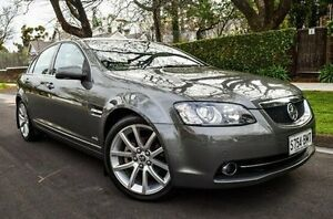 2012 Holden Calais VE II MY12 V Grey 6 Speed Sports Automatic Sedan Medindie Walkerville Area Preview