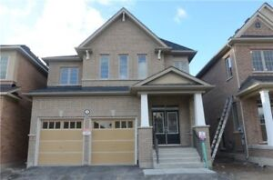brand new 4 bdr, 4 bath, house in Oshawa available NOW