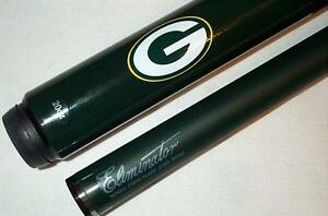 NFL-Green-Bay-PACKERS-Pool-Cue-Stick-w-Case-FREE-SHIP