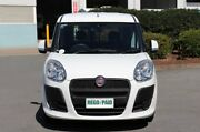 2014 Fiat Doblo 263 Low Roof SWB White 6 Speed Manual Van Acacia Ridge Brisbane South West Preview