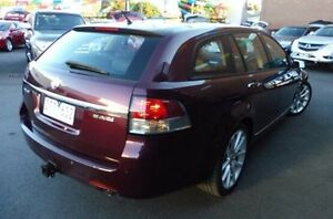2012 Holden Calais VE II MY12.5 V Sportwagon Purple 6 Speed Sports Automatic Wagon Lilydale Yarra Ranges Preview