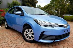 2018 Toyota Corolla ZRE172R Ascent S-CVT Blue 7 Speed Constant Variable Sedan Dingley Village Kingston Area Preview