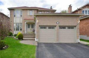 Fantastic 4+1 Bdrm Detached Home Has A Basement Apartment *AJAX*