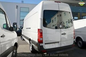 2012 Volkswagen Crafter 2EH1 MY12 35 High Roof LWB TDI330 White 6 Speed Automatic Van Wilson Canning Area Preview