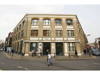 Co-working space available in Shoreditch (EC2A) | 1 - 25 Desks, modern and creative