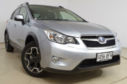 2014 Subaru XV MY14 2.0I-S Ice Silver 0 Speed Continuous Variable Wagon Medindie Walkerville Area Preview