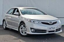 2013 Toyota Camry ASV50R Atara S Silver 6 Speed Sports Automatic Sedan Upper Ferntree Gully Knox Area Preview