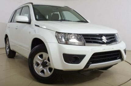 2013 Suzuki Grand Vitara JB MY13 Urban 2WD White Pearl 4 Speed Automatic Wagon Tanunda Barossa Area Preview
