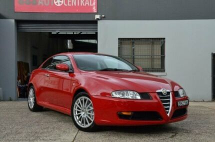 2004 Alfa Romeo GT 3.2 Red 6 Speed Manual Coupe Brookvale Manly Area Preview