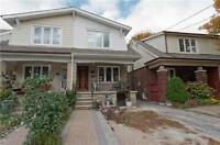 Beautiful Rare 4 Bedroom Semi Detached With 2 Washrooms With A W