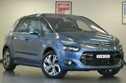 2015 Citroen C4 Picasso B7 MY15 Exclusive e-THP Blue 6 Speed Automatic Wagon Chatswood Willoughby Area Preview