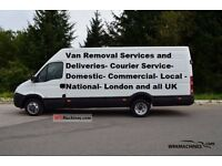 Man & Van Removal Service available loading and unloading £20 per Hour in London and all UK