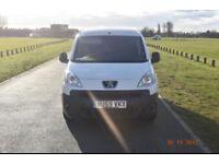 Peugeot Partner 1.6 HDi S L1 625 4dr Crew Cab