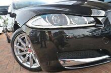 2015 Jaguar XF X250 MY15 Premium Luxury Black 8 Speed Sports Automatic Sedan Osborne Park Stirling Area Preview