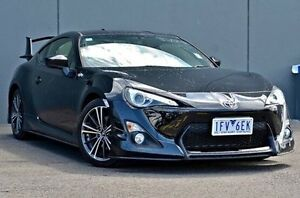 2015 Toyota 86 Black Manual Coupe Cranbourne Casey Area Preview