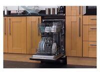 Russell Hobbs Black Freestanding Slimline 45cm Wide Dishwasher RHSLDW2B