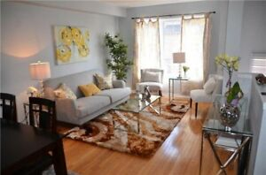 Fully Renovated 3 B/R Condo T/H With W/O Bsm At Mavis/Eglinton