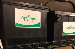 New and Used/Refurbished Automotive Batteries |Optimum Battery |