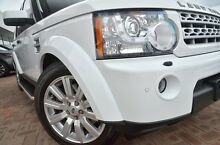 2012 Land Rover Discovery 4 Series 4 MY12 SDV6 CommandShift HSE White 6 Speed Sports Automatic Wagon Osborne Park Stirling Area Preview