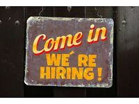 Looking for casual work?