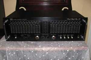 ADC Sound Sharper Two 12 Band Stereo Equalizer