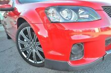 2010 Holden Ute VE II SS V Redline Red 6 Speed Manual Utility Morley Bayswater Area Preview