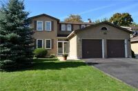 Beautiful One of a Kind Home FOR SALE in Newmarket