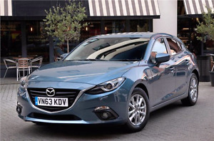 Looking for a Mazda 3 2014