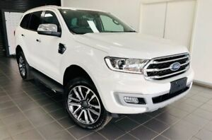 2020 Ford Everest UA II 2020.25MY Titanium White 10 Speed Sports Automatic SUV Berrimah Darwin City Preview