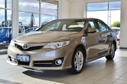 2013 Toyota Camry ASV50R Atara R Magnetic Bronze 6 Speed Automatic Sedan Morley Bayswater Area Preview