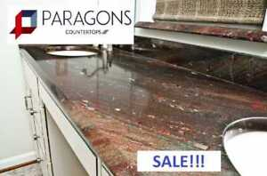 Call us for a FREE in home estimate! Countertops!!!