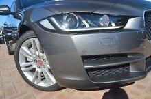 2015 Jaguar XE X760 MY16 25T Prestige Grey 8 Speed Sports Automatic Sedan Osborne Park Stirling Area Preview